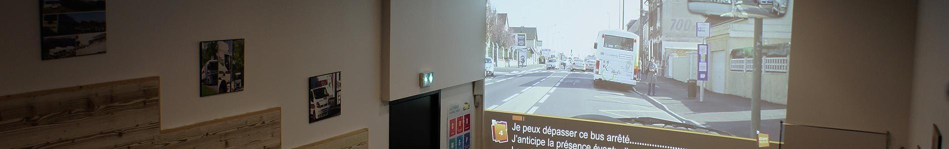 Mendiboure formation - Examen code de la route francophone